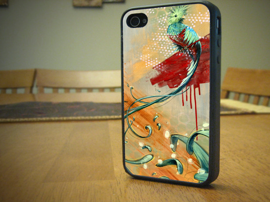 Perch Bird iPhone Case - Your Majestic partner, Phone Case, pyaonline