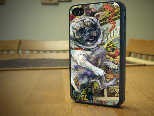 Pug life! Irresistible, Phone Case, Personally Yours Accessories