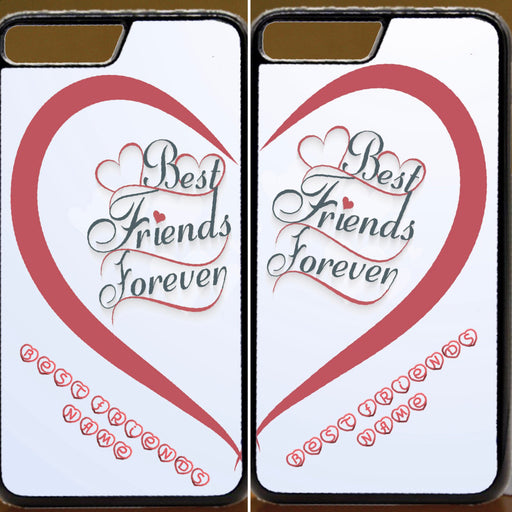Best Friends Forever / True Love & Valentines Day Themed, Phone Case, Personally Yours Accessories