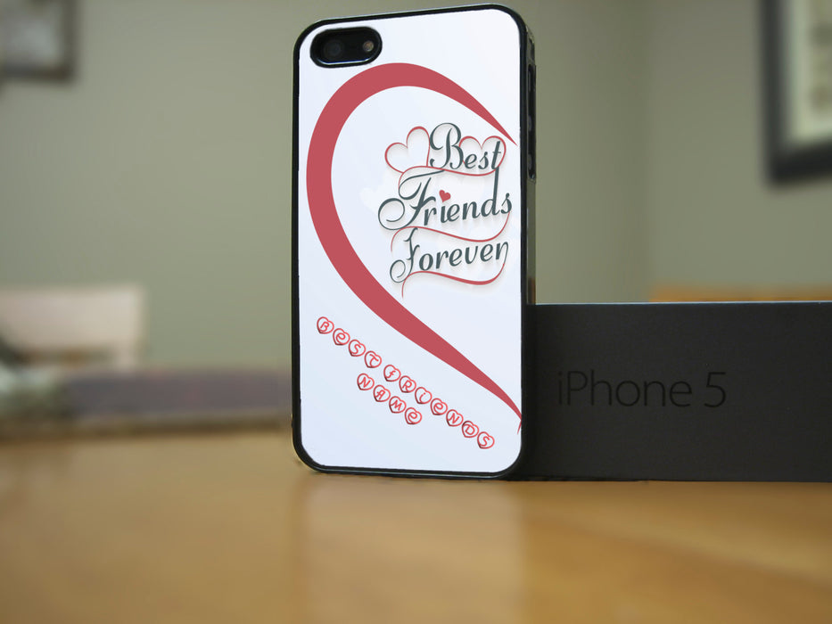 Best Friends Forever / True Love & Valentines Day Themed, Phone Case, pyaonline