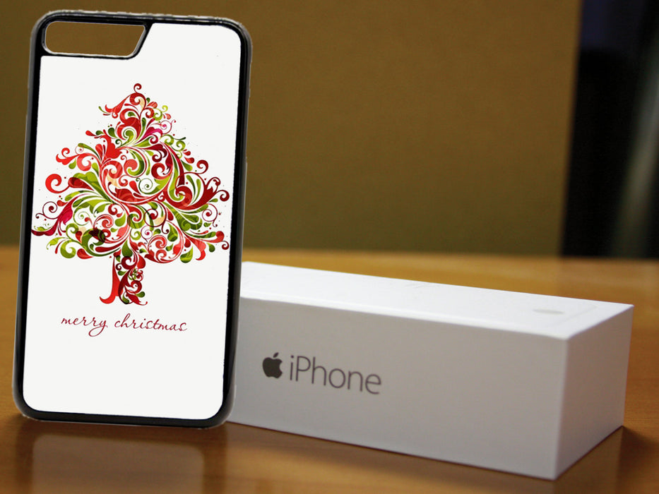 Special Edition Christmas Tree Phone Case for Apple iPhone & iTouch Devices
