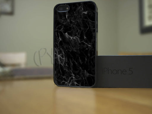 Stunning & Elegant Black Marble, Phone Case, Personally Yours Accessories