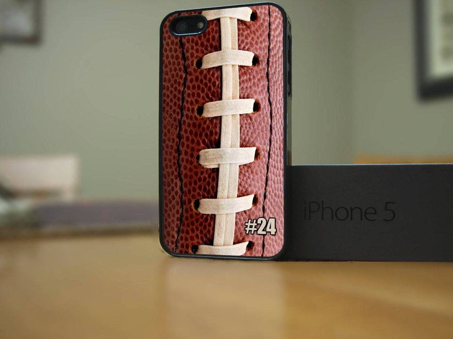 Two sides of a game - (Custom Number)  Football Themed Phone Case for Samsung Galaxy Series, J3, Grand Prime, Alpha, Note 3, Note 7, Sports, Personally Yours Accessories