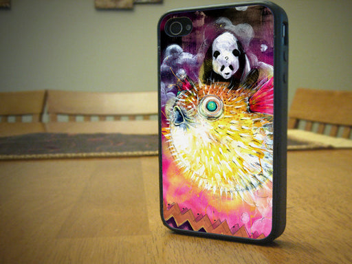 Mystic beings - for the Brave & Courageous, Phone Case, Personally Yours Accessories