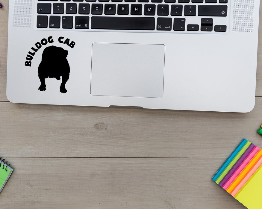 Bulldog Cab Decal, Car Decals, Personally Yours Accessories