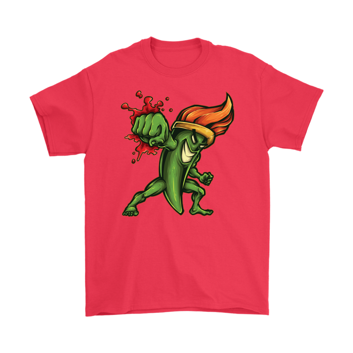 Brush Fighter, T-shirt, Personally Yours Accessories