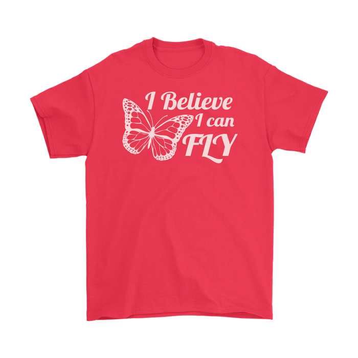 I Believe i Can Fly – Gildan Men's T-Shirt, T-shirt, Personally Yours Accessories