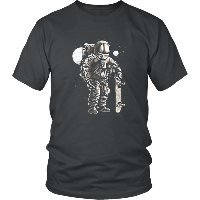 District Unisex - Sk8r in Space, T-shirt, pyaonline