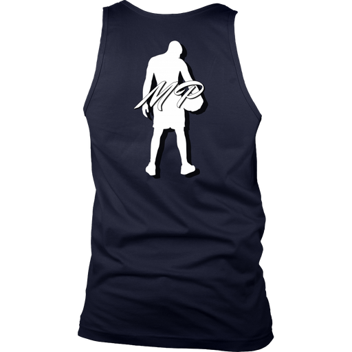 Mateo Paz - Legnedary Basketball Player - District Mens Tank, T-shirt, Personally Yours Accessories