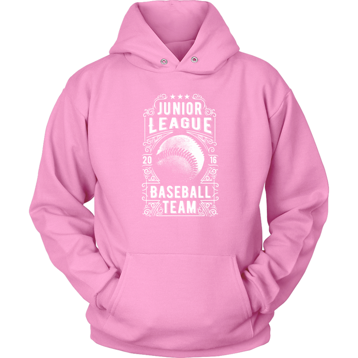 Unisex Hoodie Sweatshirt - Junior League