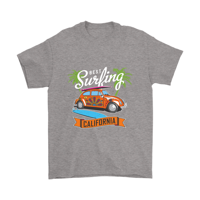 Mens T-Shirt - Best Surfing - California, T-shirt, Personally Yours Accessories