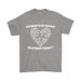 Mens Cute Enough to Stop Your Heart T-Shirt, T-shirt, Personally Yours Accessories