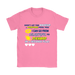 Womens T-Shirt - Don't Let the Makeup Fool You, T-shirt, Personally Yours Accessories