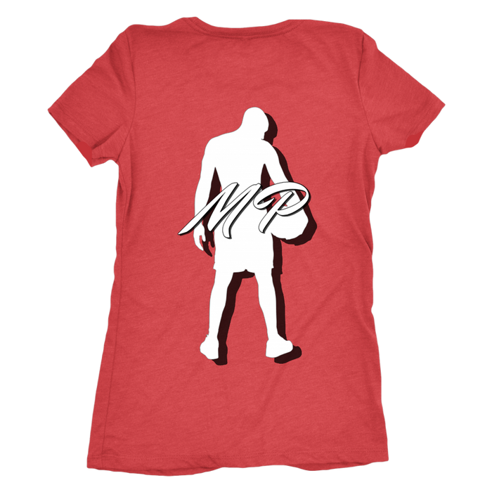 Mateo Paz - Legnedary Basketball Player - Next Level Womens T-Shirt, T-shirt, pyaonline