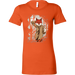 Bella Womens Shirt - What Does The Fox Say, T-shirt, Personally Yours Accessories