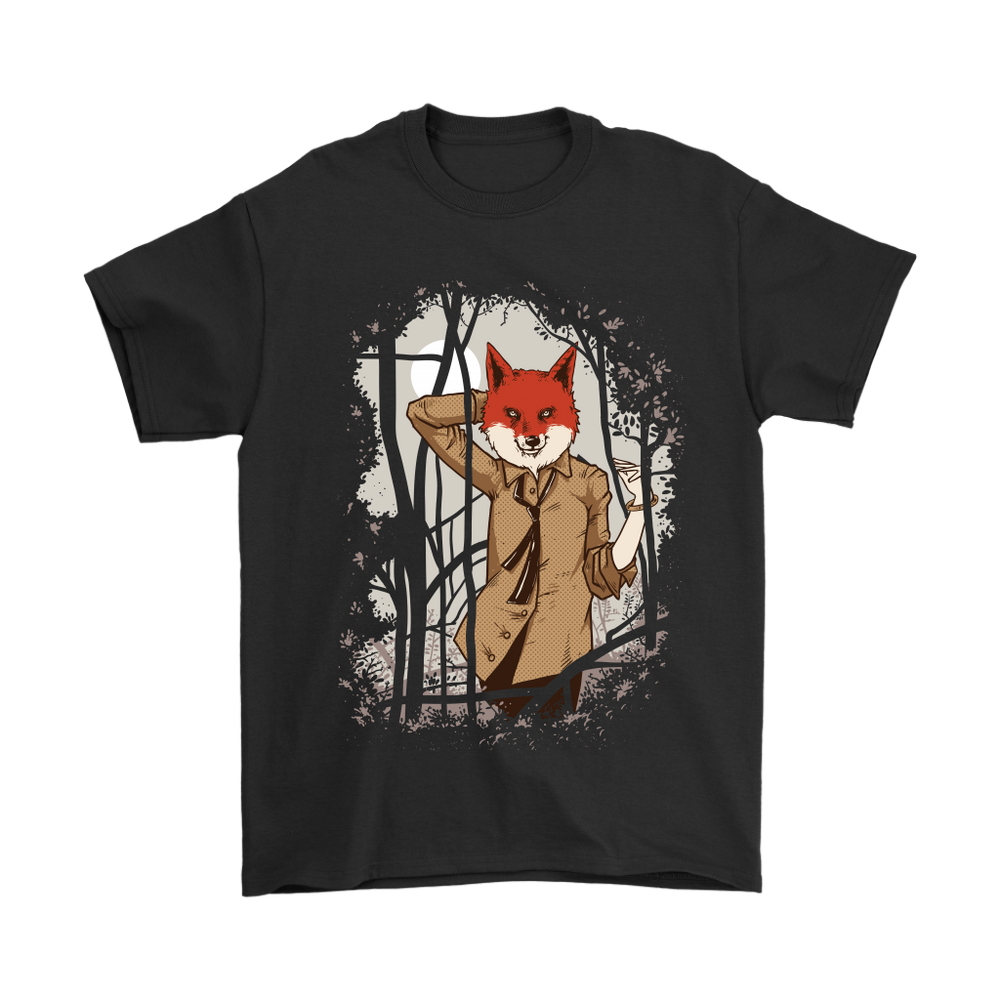 Mens T-Shirt - What does the Fox Say, T-shirt, Personally Yours Accessories