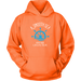 Unisex Hoodie Sweatshirt - A Smooth Sea, T-shirt, Personally Yours Accessories