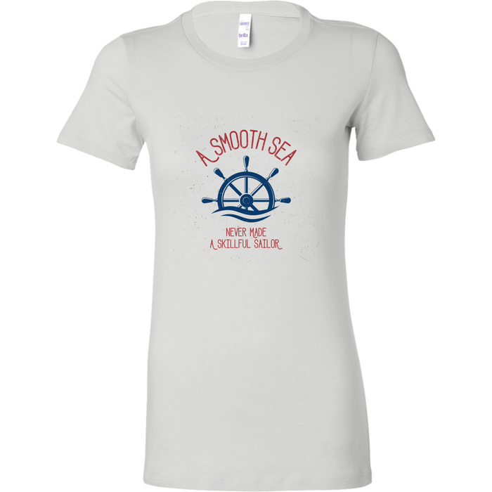 Bella Womens Shirt - A Smooth Sea, T-shirt, Personally Yours Accessories