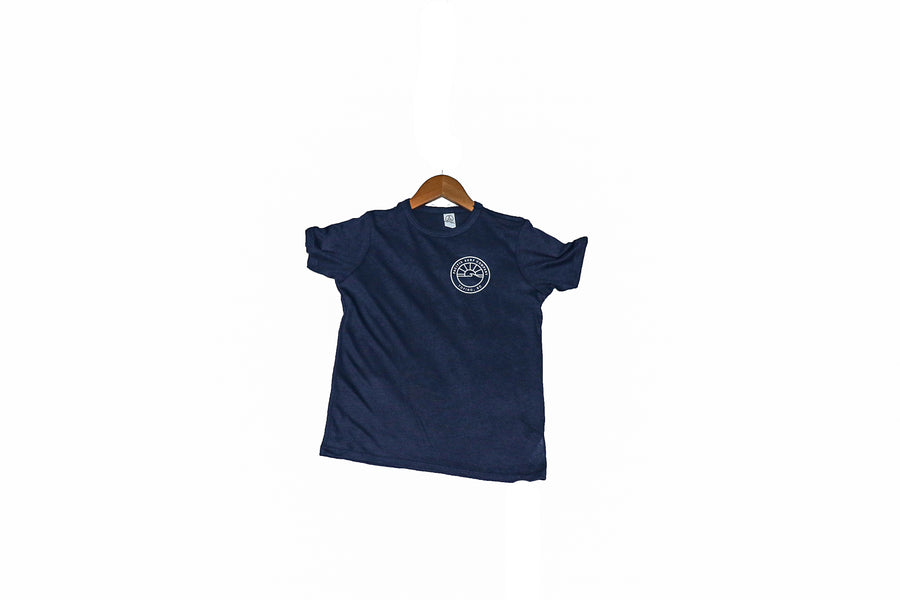 YOUTH TEE / SUN / NAVY
