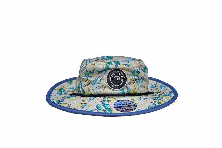 Boonie Hat / Light Floral