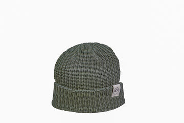 Comfy Knit Toque / Green