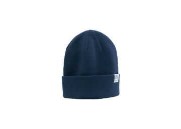 CUFFED TOQUE / BLUE
