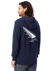 Powder Point Hoodie