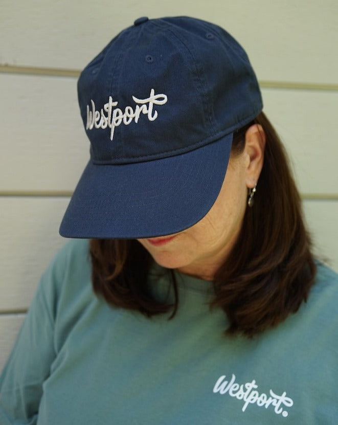 Westport Embroidered Rally Cap