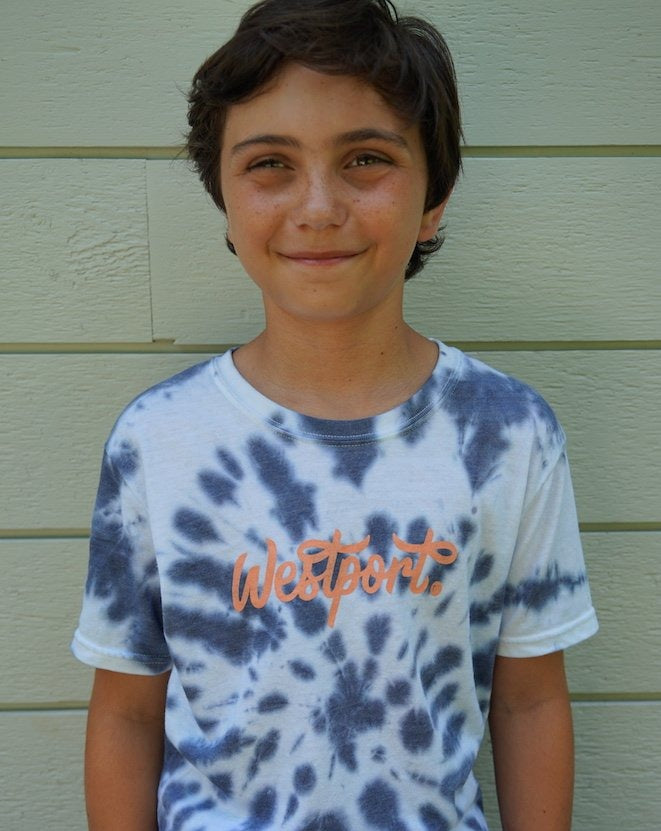 Tie Dye Townee Youth Tee