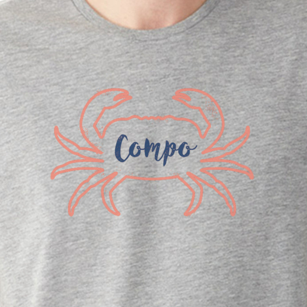 Westport T-shirt by Townee - Compo Tee (close)