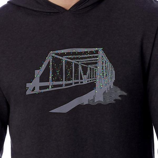 Westport Sweatshirt by Townee - Saugatuck Lights Hoodie (close)