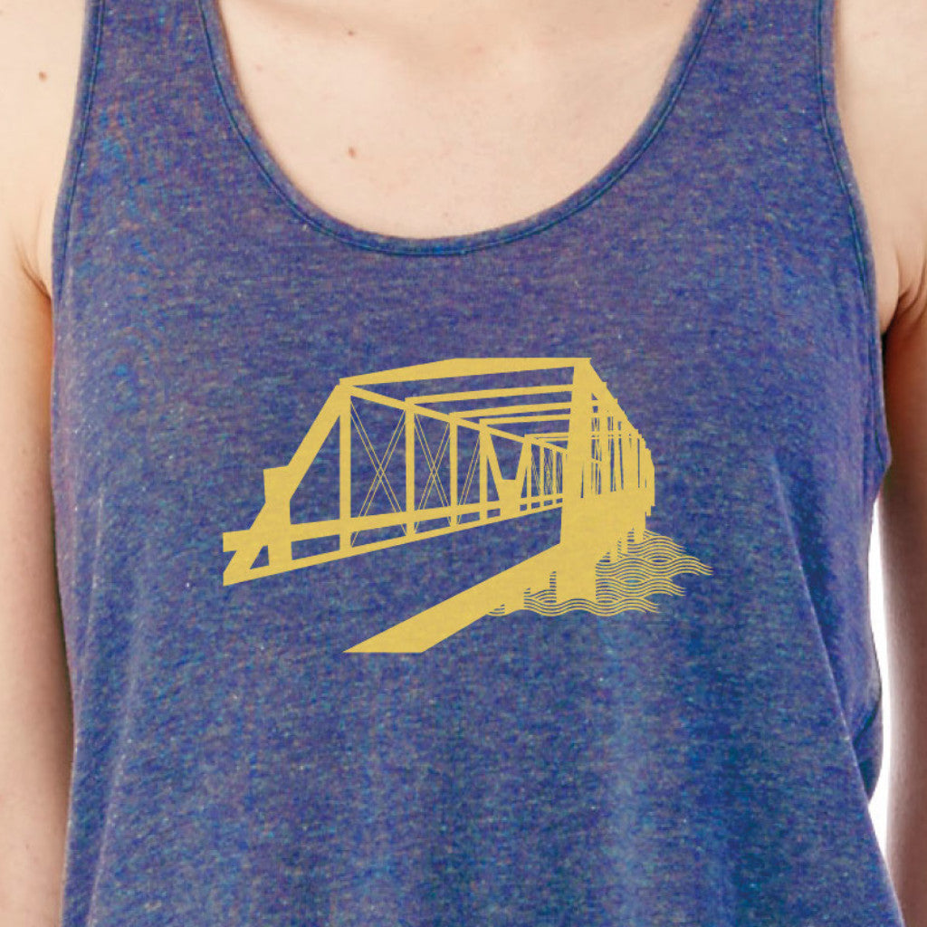 Westport T-shirt by Townee - Saugatuck Tank (close)