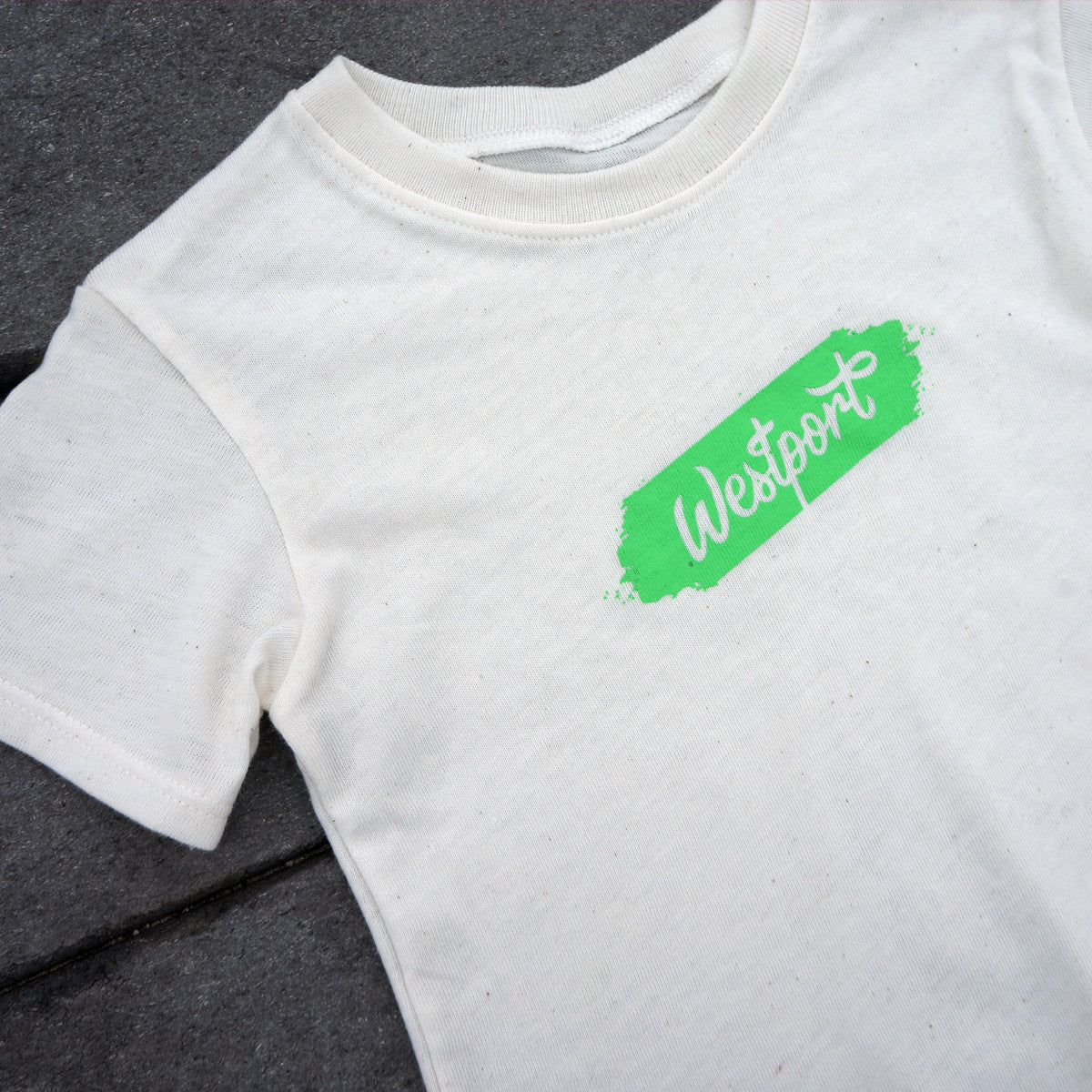 Westport T-Shirt by Townee - Toddler Playground Tee (front)