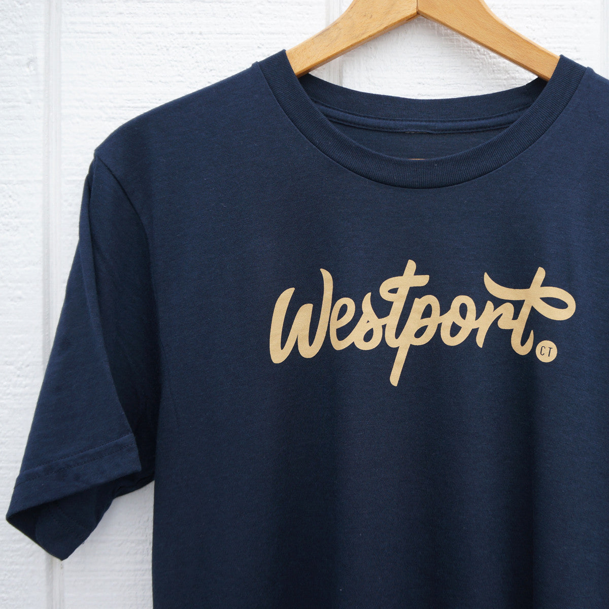 Westport T-Shirt by Townee - Westport Townee Tee (front)