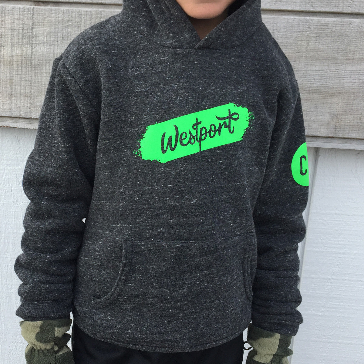Westport Sweatshirt by Townee - Youth Playground Hoodie (Compo Beach)