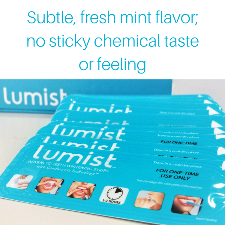 Lumist | The Fastest & Most Advanced Teeth Whitening Solution At Home