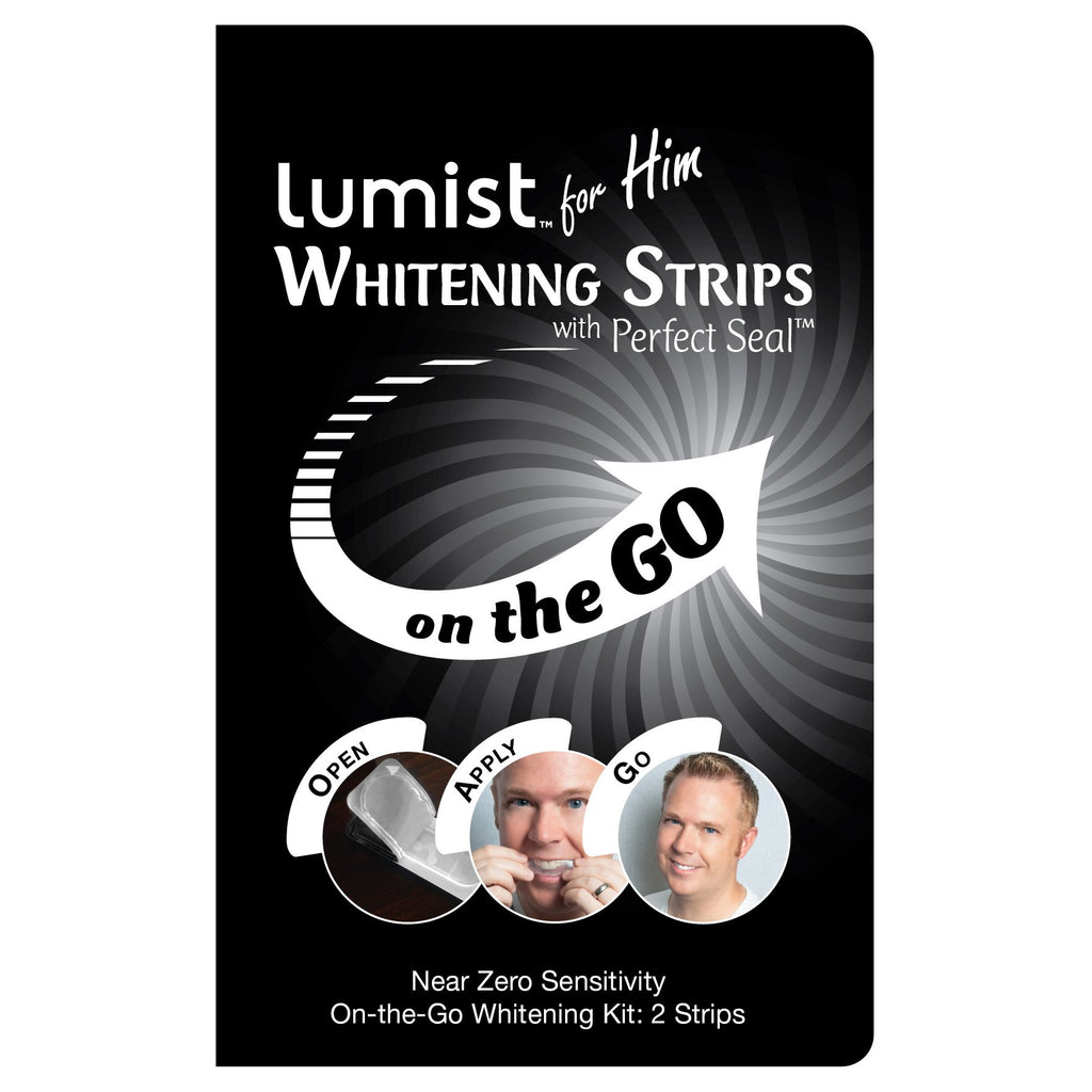 Lumist TO GO 'for Him' Touch Up Pack, 2 strips