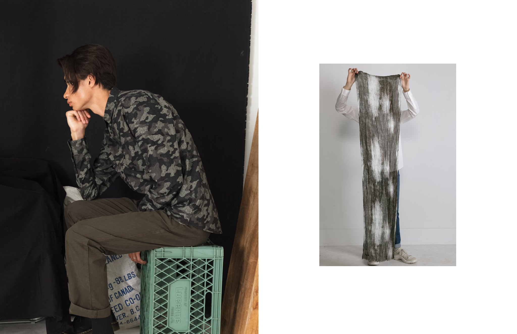 FW20 Lookbook page 12