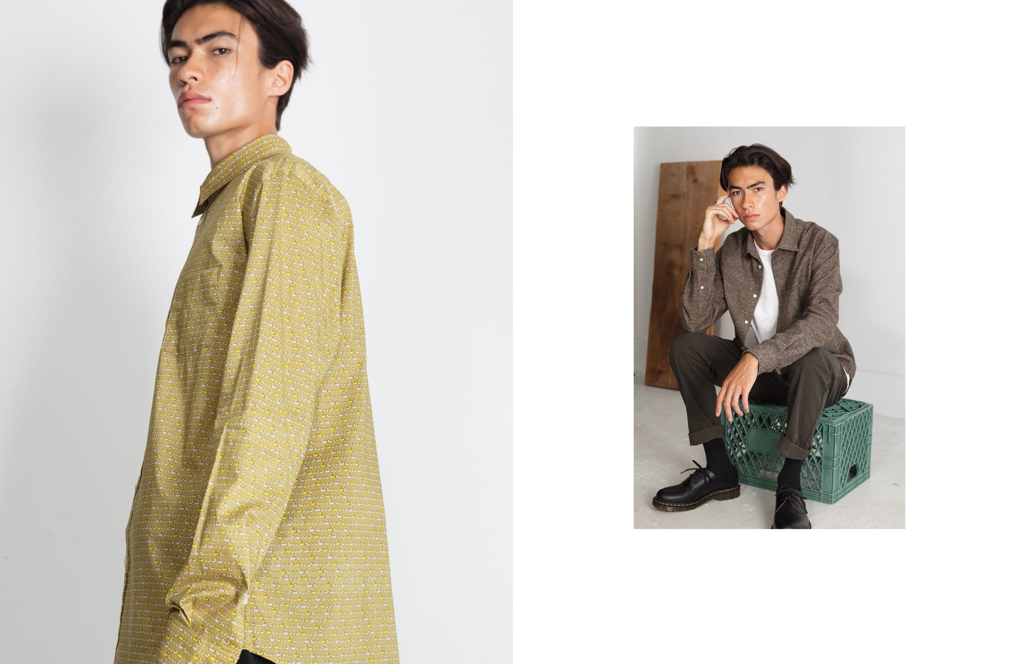 FW20 Lookbook page 02