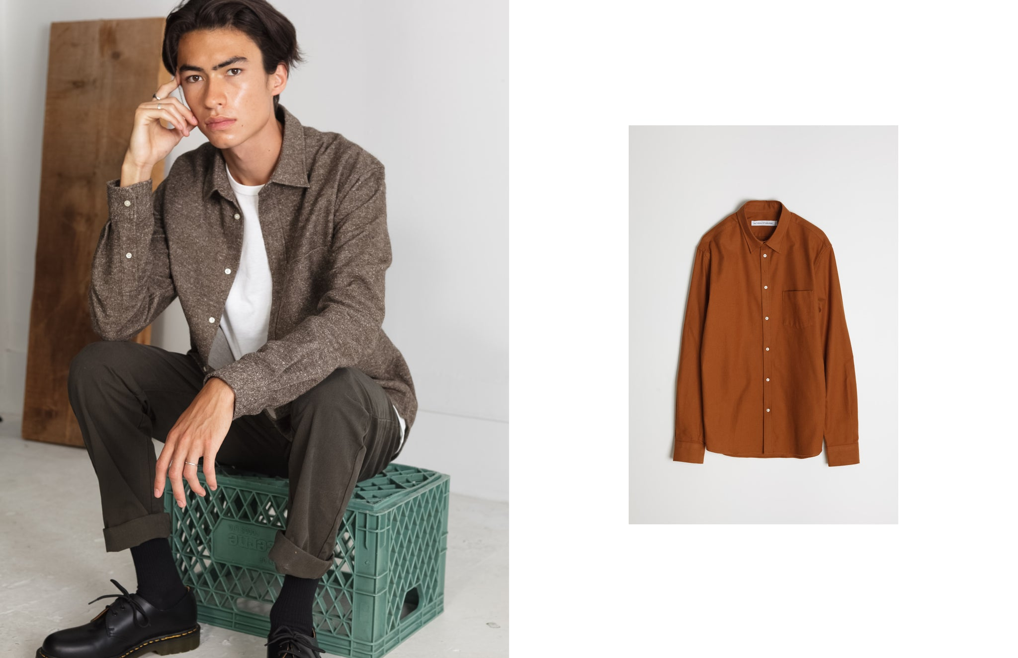FW20 Lookbook page 07