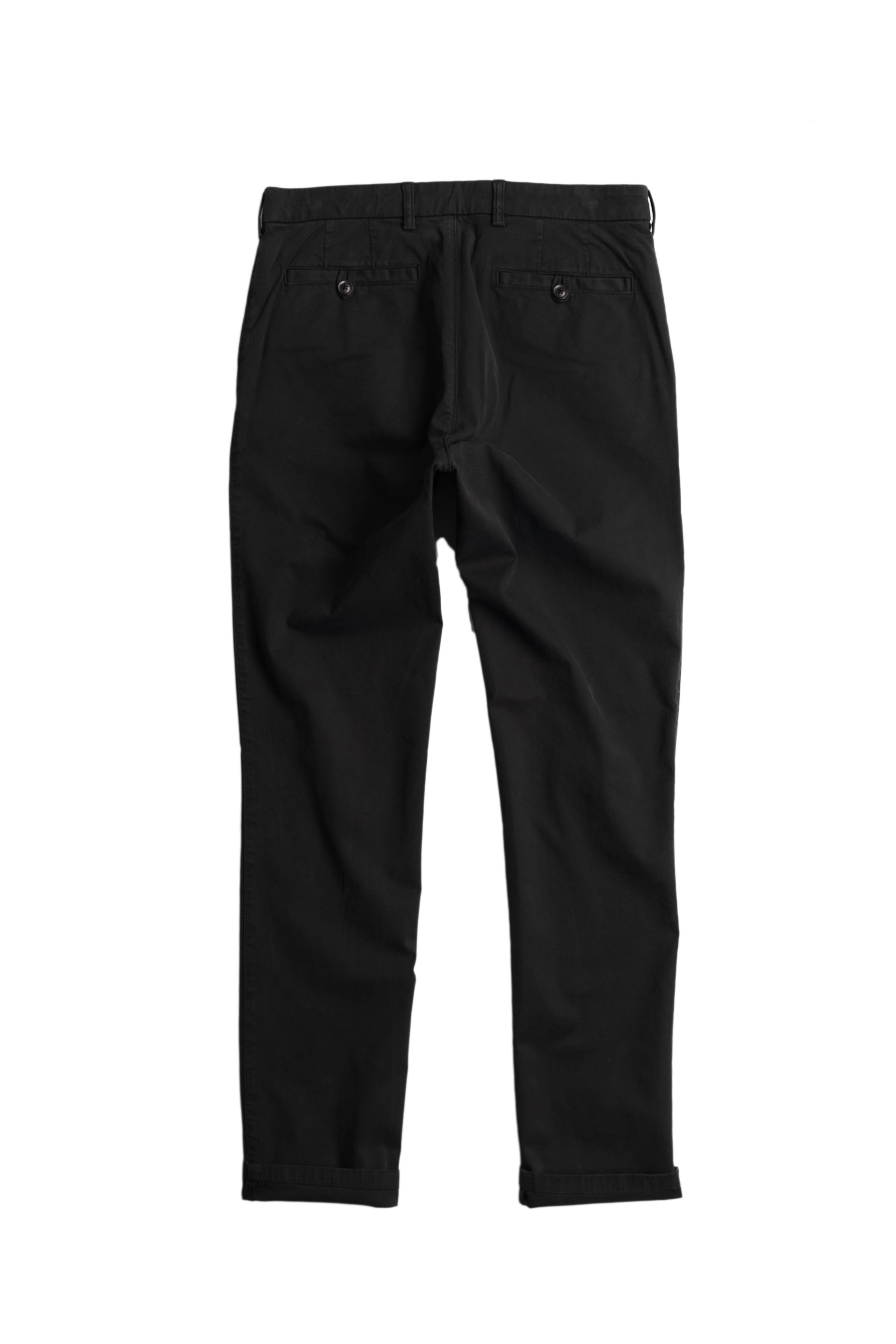 Stretch Chino Black Back