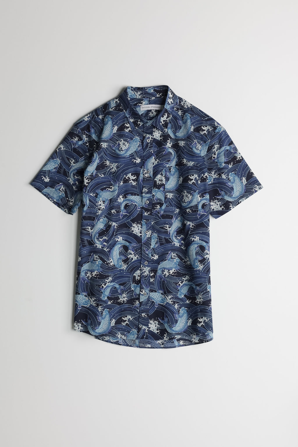 japanese-koi-print-in-navy 01