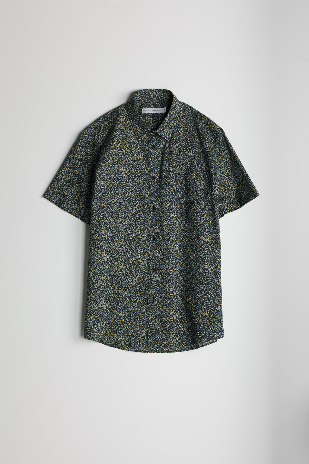 japanese-floral-print-in-navy-and-mustard 01