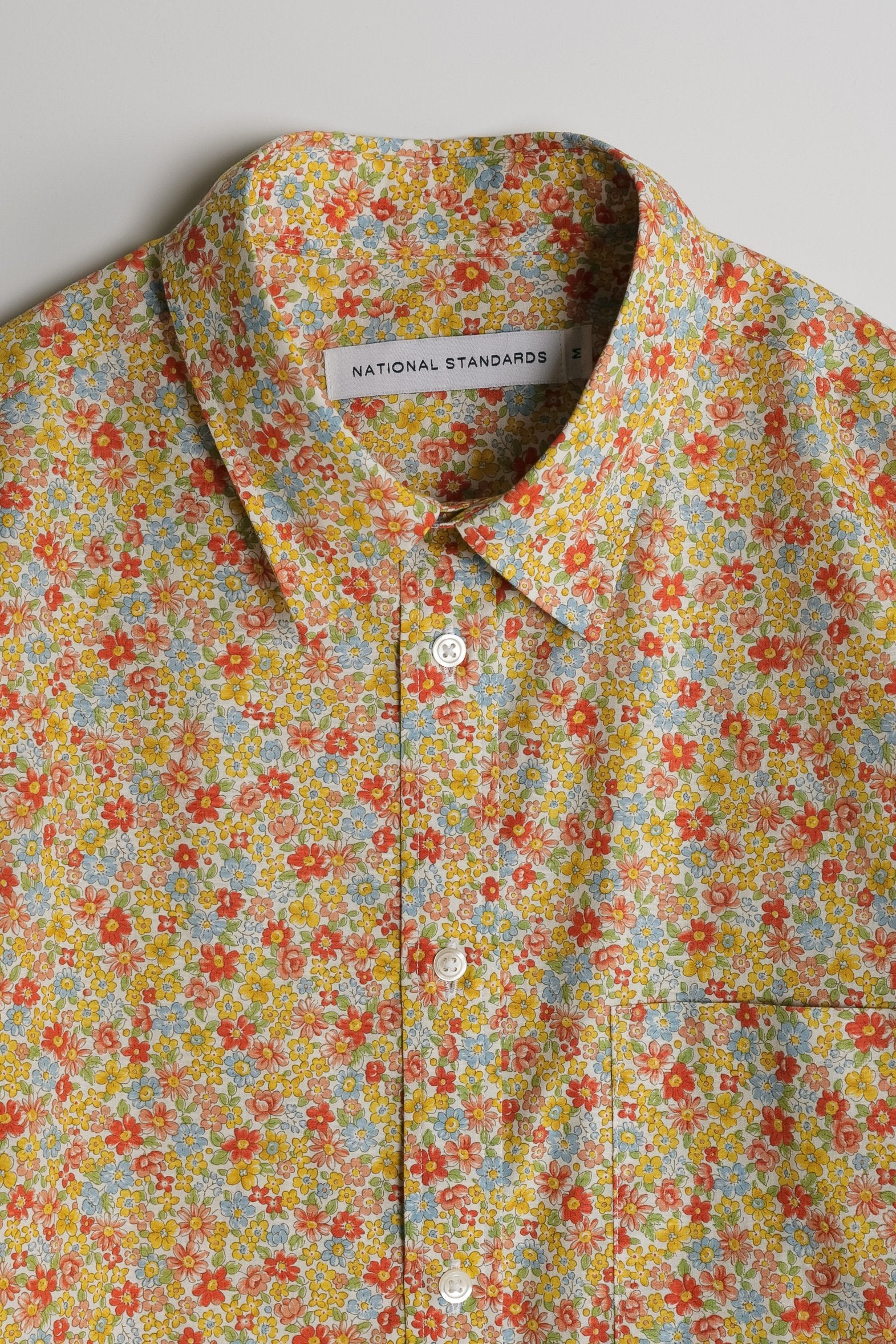 Japanese Liberty Floral in Multi Colour 07