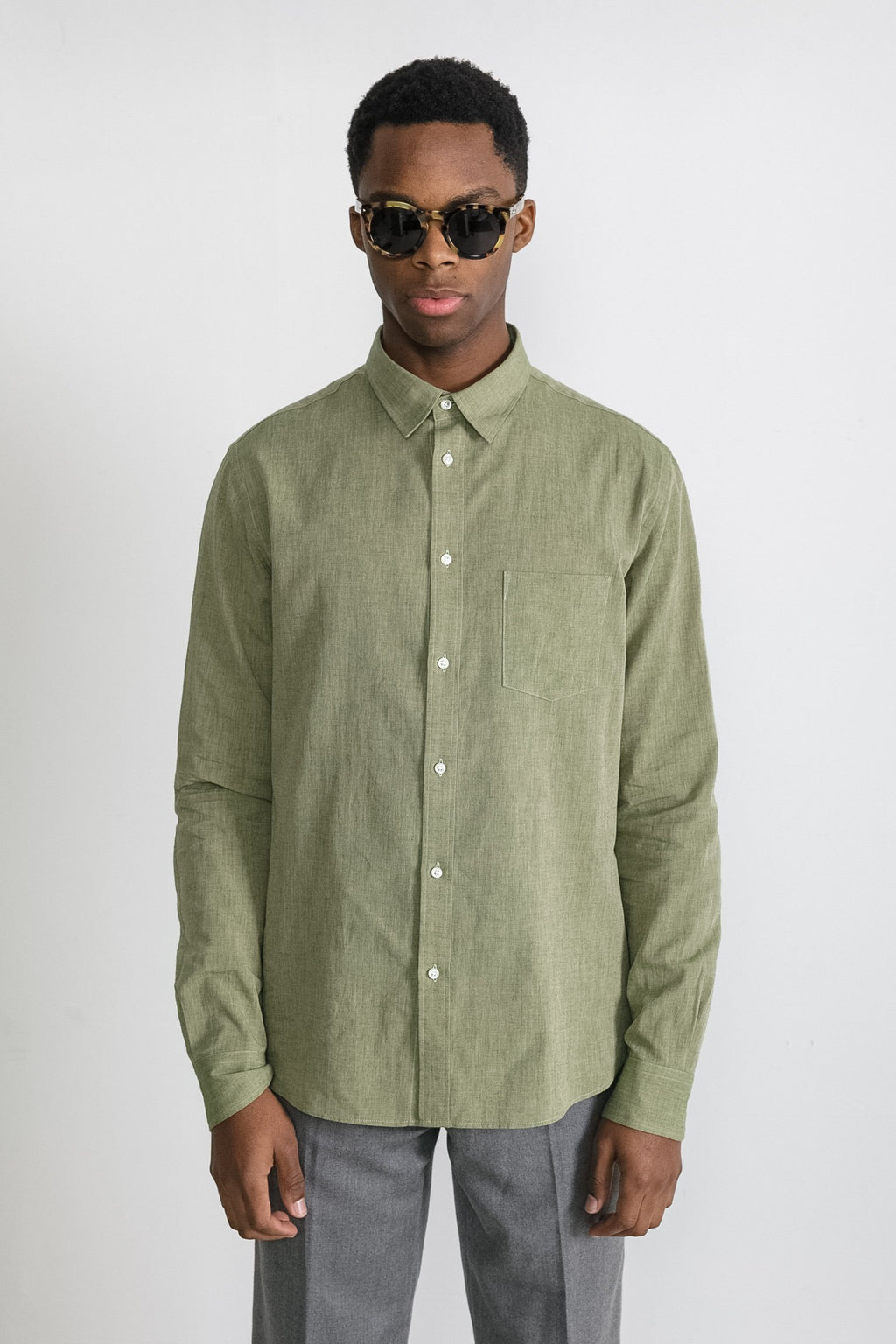 japanese-natural-chambray-in-green 01