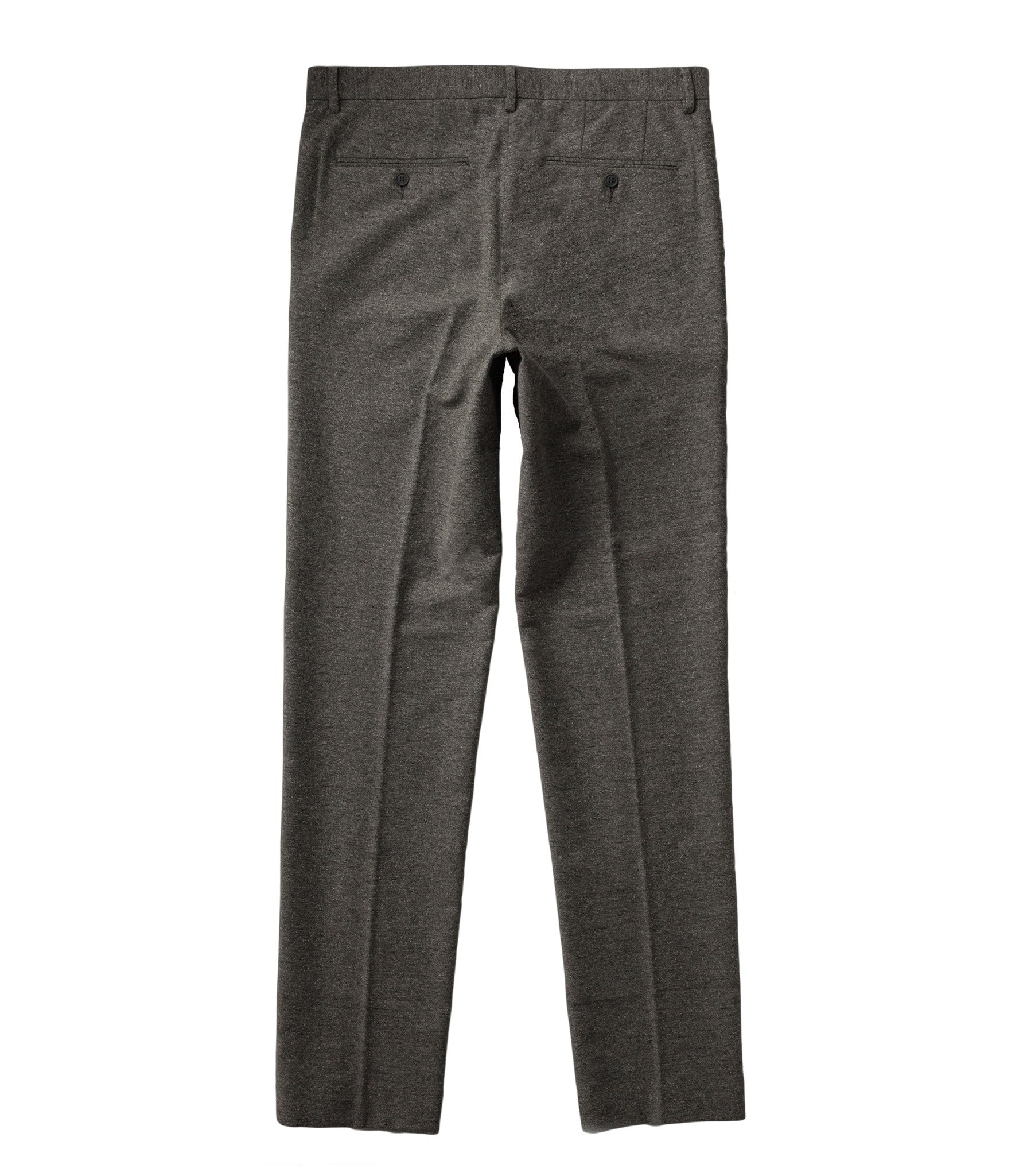 Japanese tweed pant in Grey
