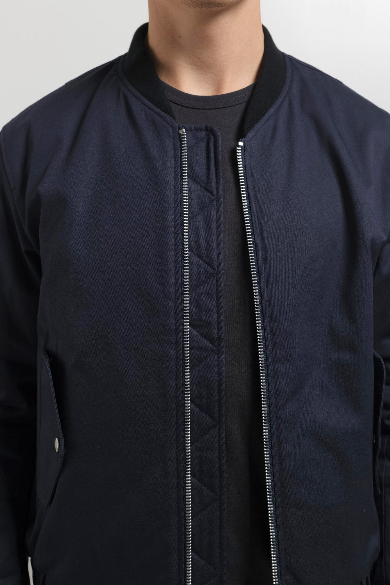 MA-1 Jacket in Navy