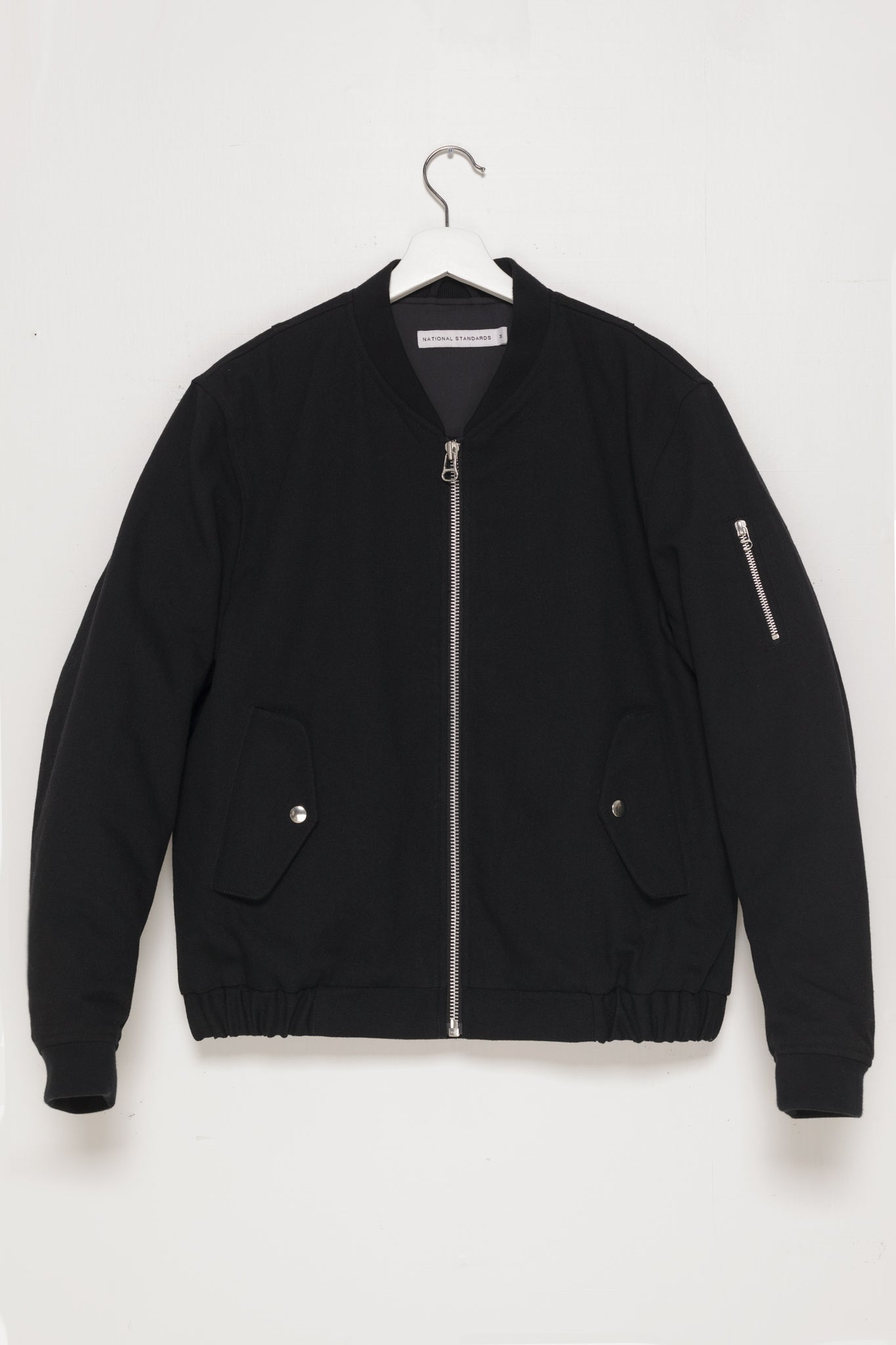 MA-1 Jacket in Black