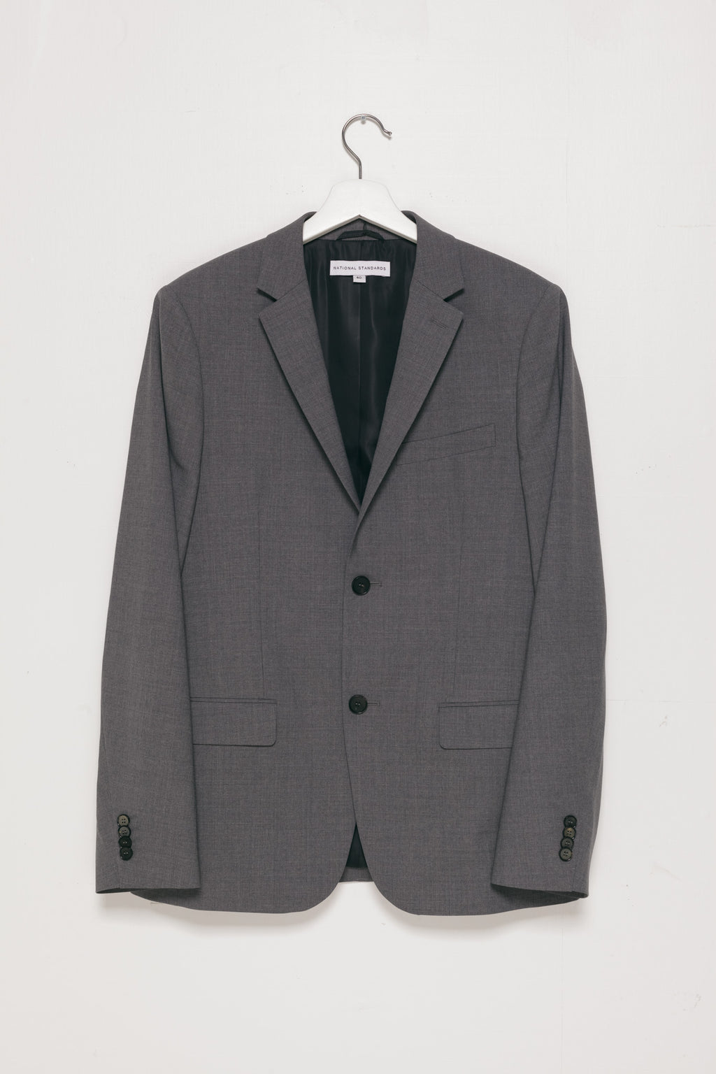 Suit Jacket in Grey