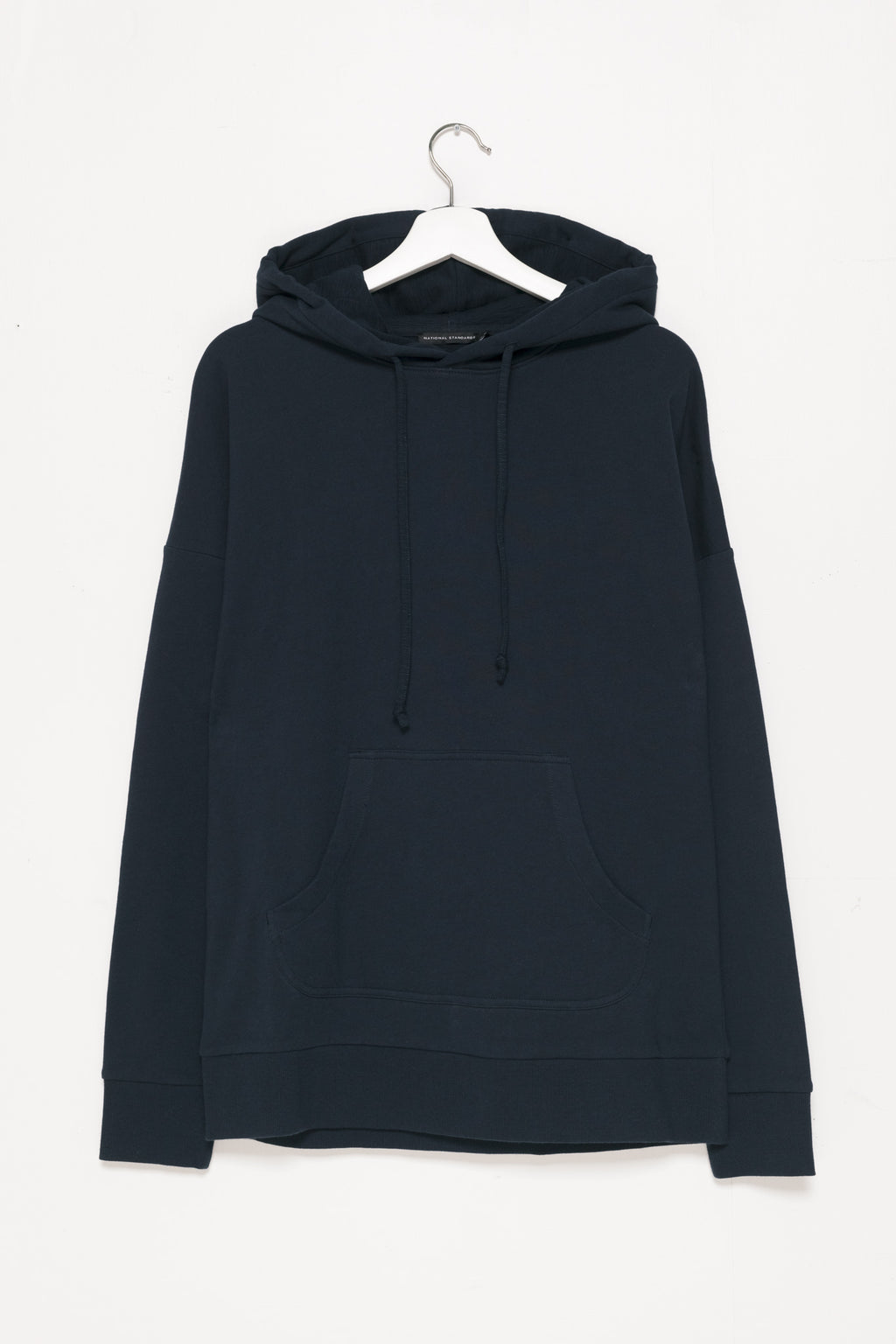 250g French Terry Pullover Hoodie in Navy